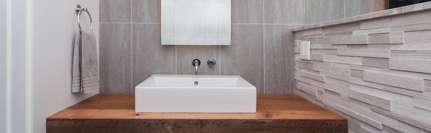 bathroom inspiration wood