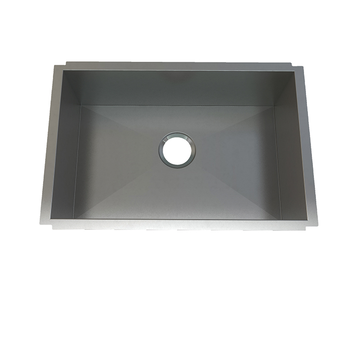 Atelier stainless steel single bowl - undermount