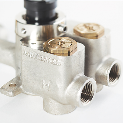 TURBO TOTEM thermostatic valves