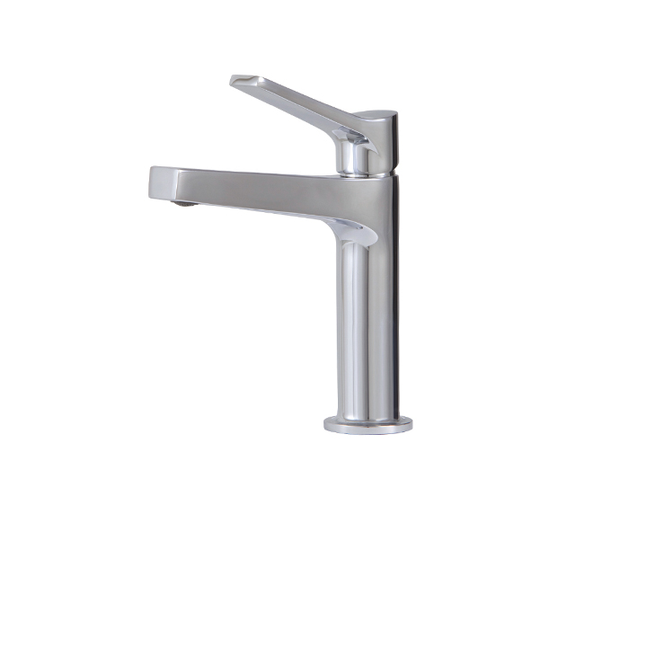 Aquabrass   Single-hole lavatory faucet