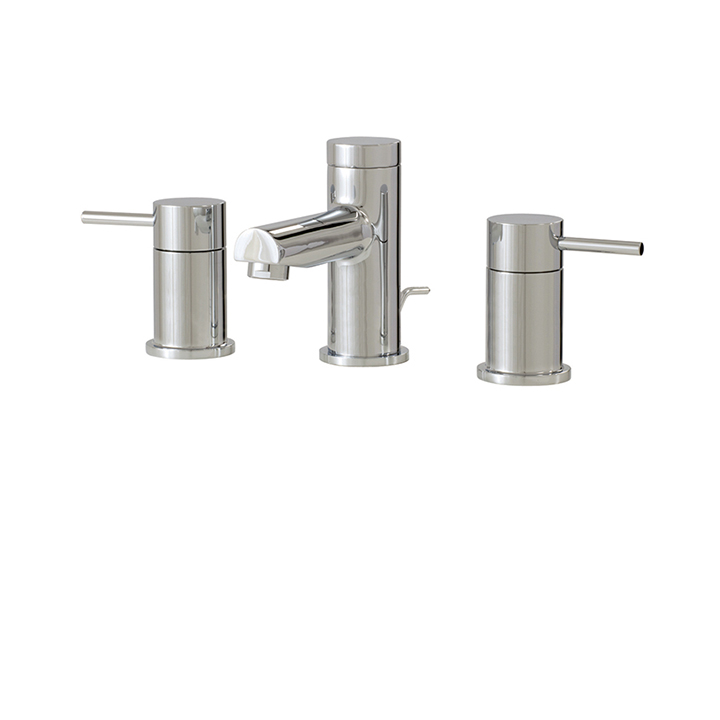 ... Bathroom Bathroom Faucets VOLARE STRAIGHT Widespread lavatory faucet