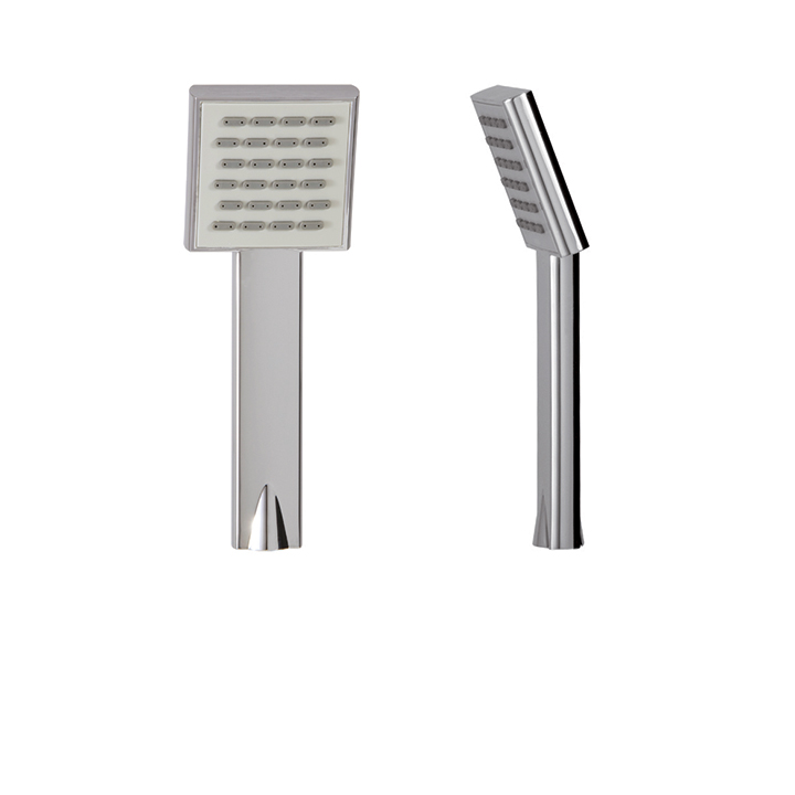 Square handshower - 1 function