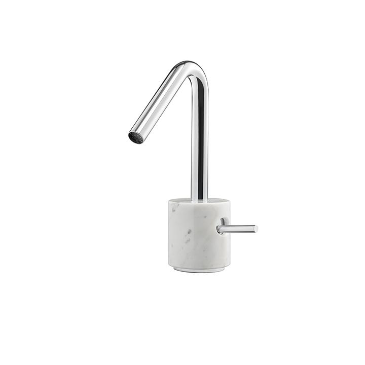 Single Hole Lavatory Faucet : Home Bathroom BLACK SERIES MARMO Single-hole lavatory faucet