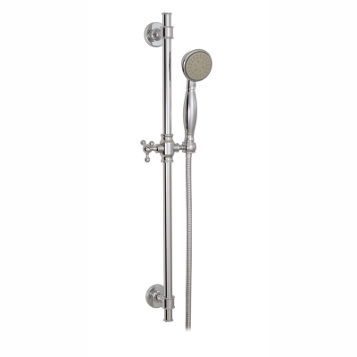 Aquaklassic complete shower rail