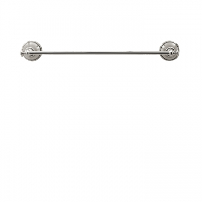 "18"" wallmount single towel bar"