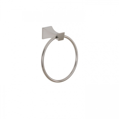 "7 1/8"" wallmount towel ring"