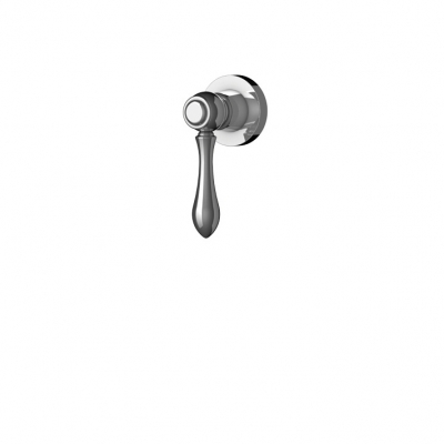 Roma handle for thermostatic valve