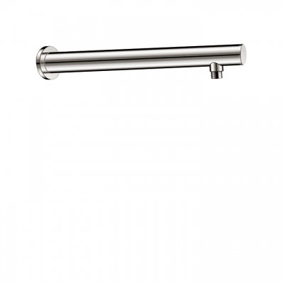 "16"" round shower arm and flange"