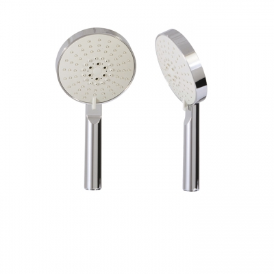 Round handshower - 5 functions