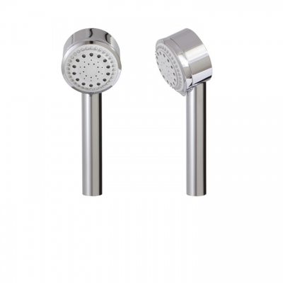 Round handshower - 3 functions