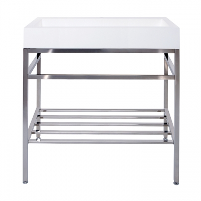 "31"" x 19"" free-standing console"