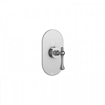 Regency round trim set for thermostatic valves #12000 and #3000